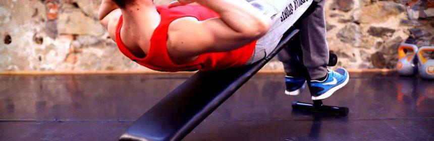 choix Banc de Musculation