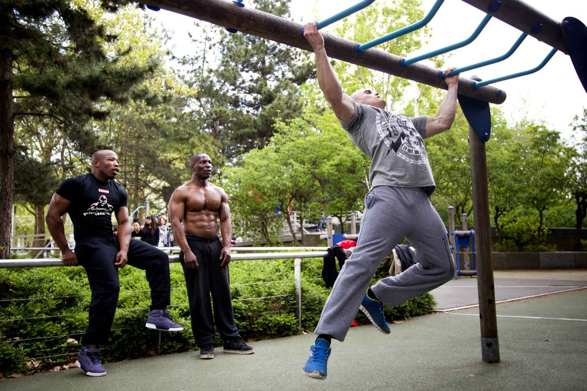 Street workout : bien débuter - No Pain No Gain